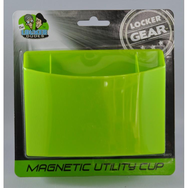 Magnetic Pencil Bin Plastic In 5 Colours