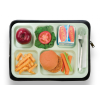 Laptop Sleeve- Lunch Time 13""