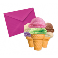Notecards Ice Cream