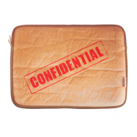 Laptop Sleeve confidential 15""