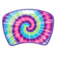 Lap Desk With Carry Handle- Tie Dye
