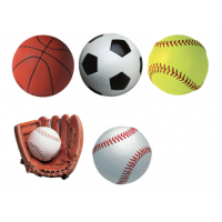 Sports Magnets - each sold separately