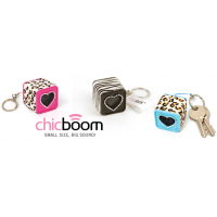 ChicBoom Keychain Speaker