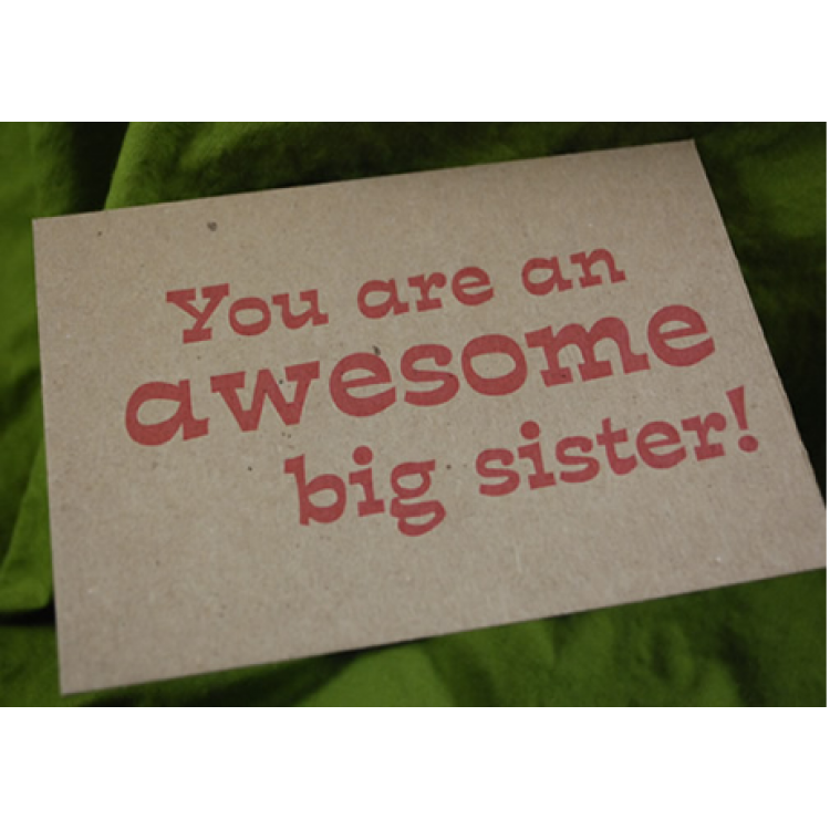 c6c29666cc You Are An Awesome Big Sister