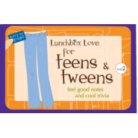 Lunchbox Love Teens & Tweens vol. 2
