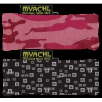 Myachi Double Pack-Punk Pink Camo & Shadow Box Gray