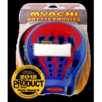 Myachi Battle Paddles Blue