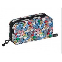LeSportsac Snoopy Mini Rectangular Cosmetic