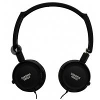 Headphones Sharper Image Foldable with Microphone