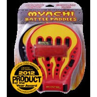 Myachi Battle Paddles Red
