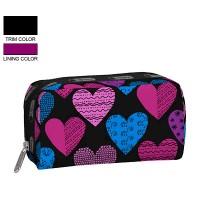 LeSportsac Rectangular Cosmetic Cross My Heart