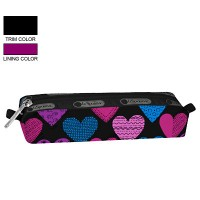 LeSportsac Pencil Case Cross My Heart
