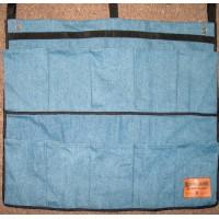 Caddy- Shoe Bag Denim