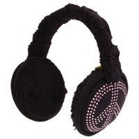 Bling It On Peace Earmuffs- Available in 4 Colours