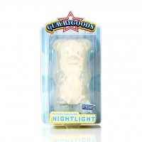 Gummy Bear Night Light Clear