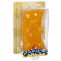 Gummy Bear Night Light Orange