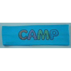 Headband Camp Rhinestud