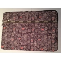 "LeSportsac 13"" Laptop Sleeve Cup O Joe"