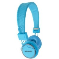 Headphones - Polaroid  BLUE, GREEN, PINK, PURPLE