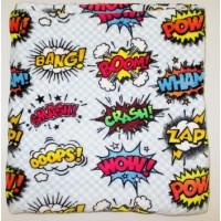 Plush Blanket Pow