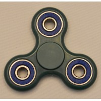 Spinner- Dark Green