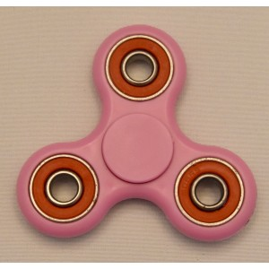 Spinner- Pink/Red