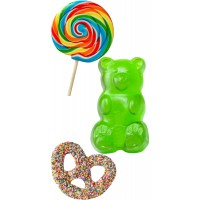 Decals- Candy- idecoz