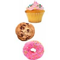 Decals- Desserts- idecoz