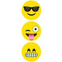Decals- Emoji- idecoz