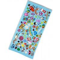 Towel- Gingham Print