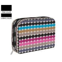 LeSportsac XL Rectangular Cosmetic Go Go Go
