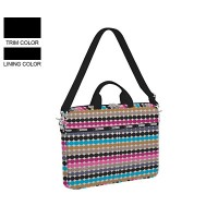 "LeSportsac 13"" Laptop Bag Go Go Go"