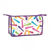 Cosmetic/Toiletry Bag Rock Candy