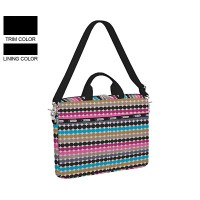 "LeSportsac 15"" Laptop Bag Go Go Go"