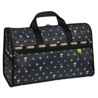 LeSportsac Large Weekender Snoopy Daisy