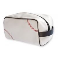 Toiletry Bag- Baseball
