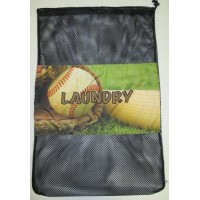 Laundry Bag- Baseball