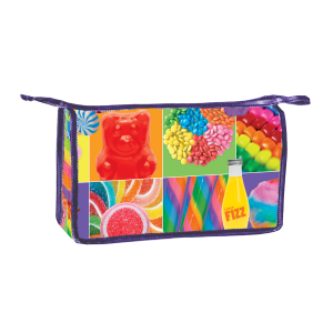 Cosmetic/Toiletry Bag Neoprene- Sugar