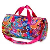 Duffle Bag- Pow Print