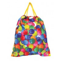 Drawstring Bag Gumballs
