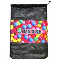 Laundry Bag- Gumballs