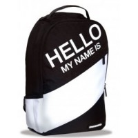Hello My Name is... Backpack