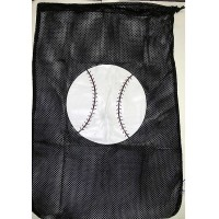 Laundry Bag Large Baseball