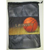 Laundry Bag- Basketball