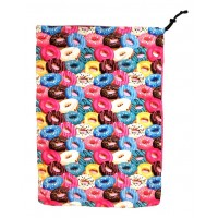 Laundry Bag Crazy Donuts