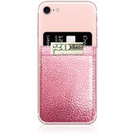 Phone Pocket- Rose Gold