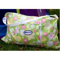 Pillow Bag Peony Garden