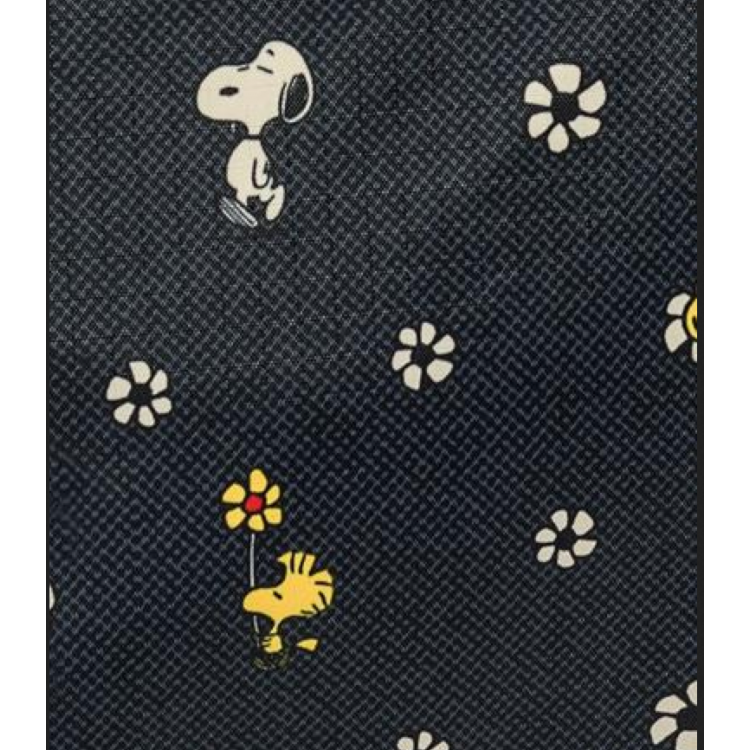 Lesportsac Large Weekender Snoopy Daisy