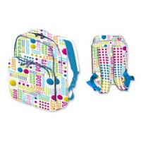 Backpack- Candy- Candy Dots (coated)