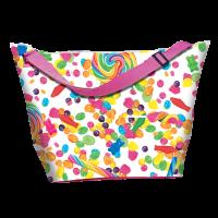 Weekender Bag- Spilled Candy